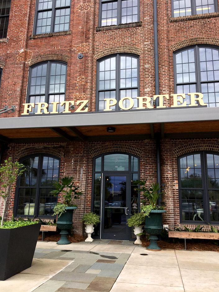 Fritz Porter in Charleston