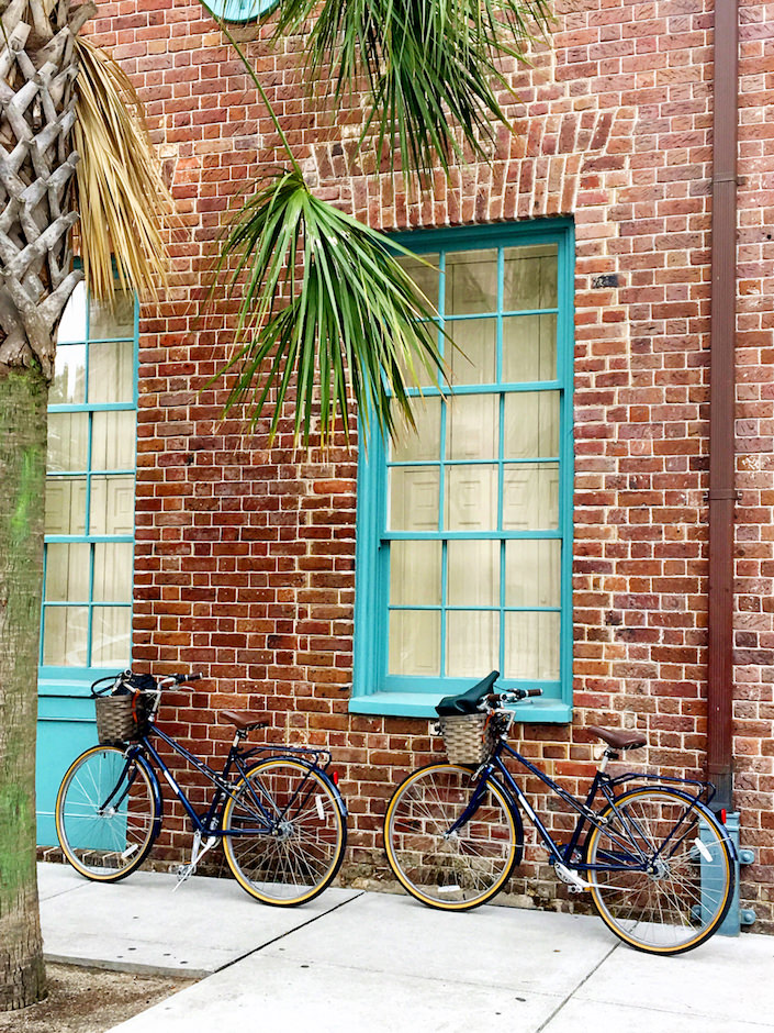 Historic Charleston by Bike