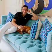 Jonathan Adler and FoxyLady (1)