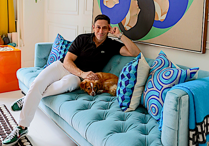 It S A Dog Life With Jonathan Adler New Video Series Quintessence