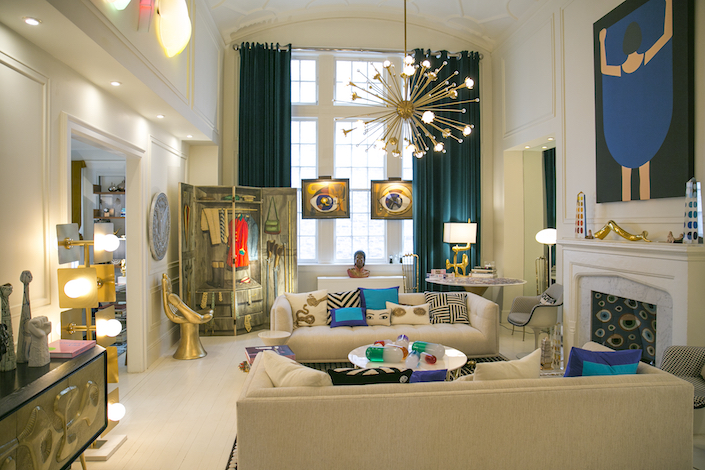 Jonathan Adler Apartment