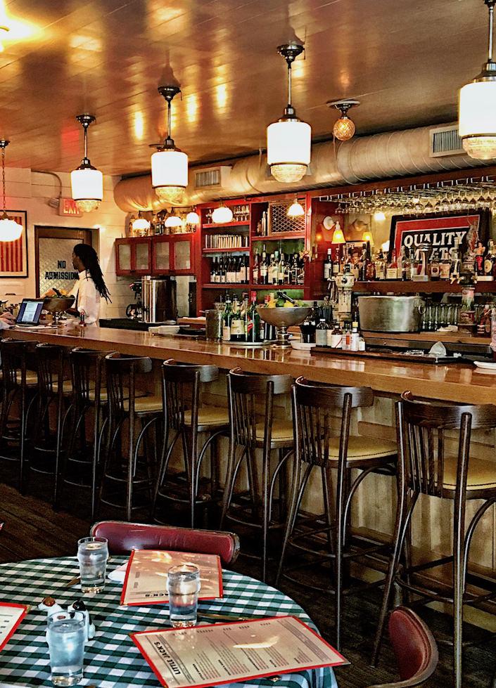 Little Jack's Tavern in Charleston