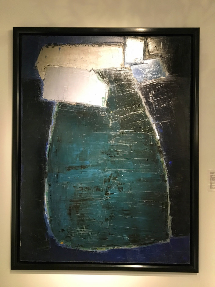 Nicolas de Stael at Applicat-Prazan, Paris at TEFAF New York