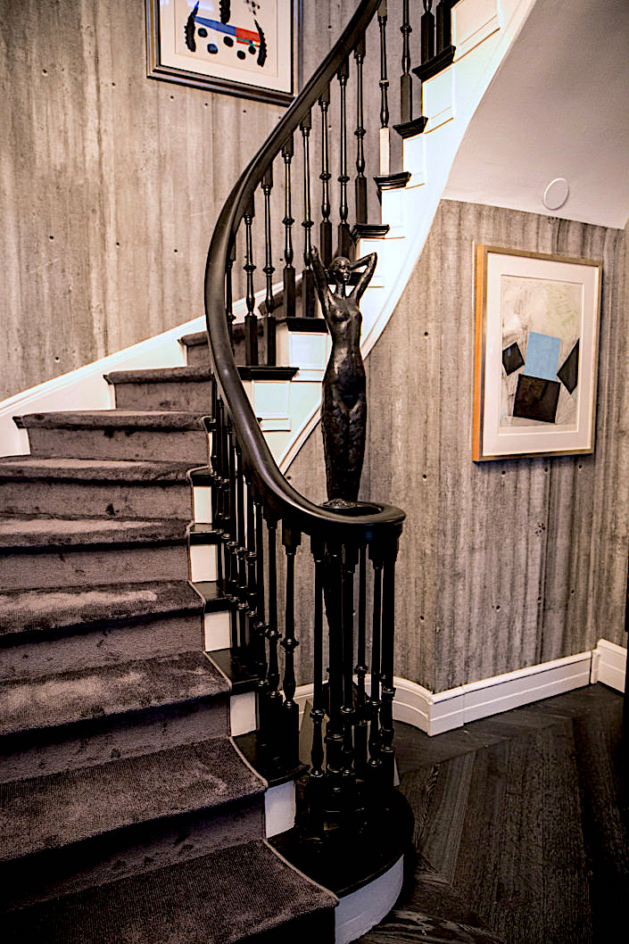 Scarpidis Design 2017 Kips Bay staircase