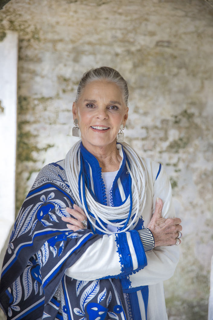 Ali MacGraw for Ibu-1