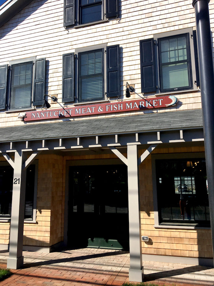 Friday Favorite - Nantucket Meat and Fish Market