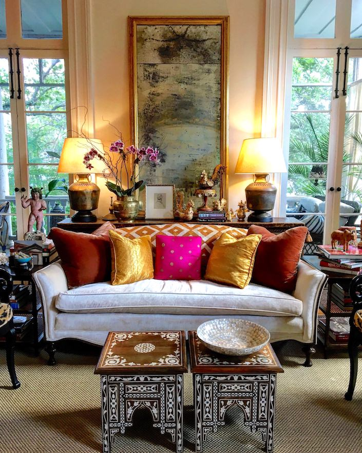 Susan Walker's Charleston home
