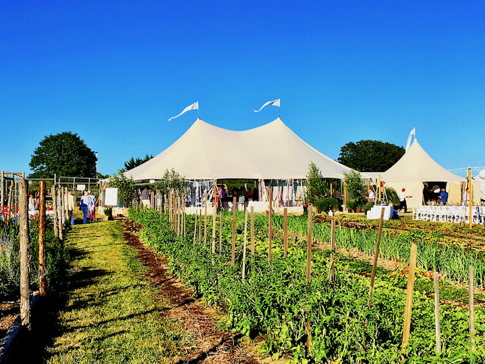 2017 Sustainable Nantucket Farm Fresh Feast