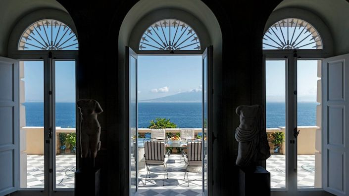 Villa Astor views