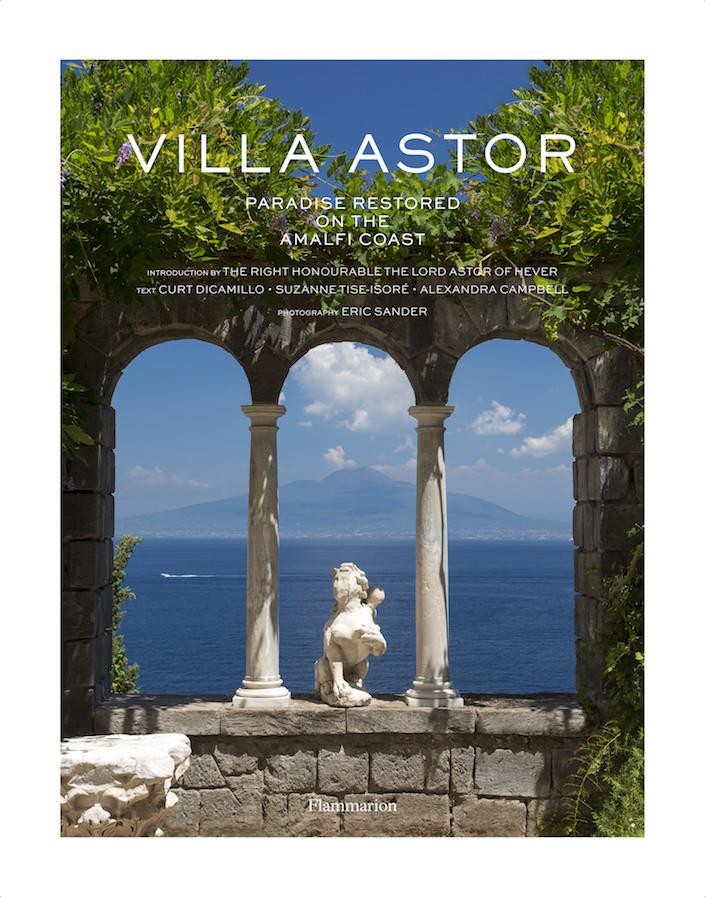 Villa Astor Cover