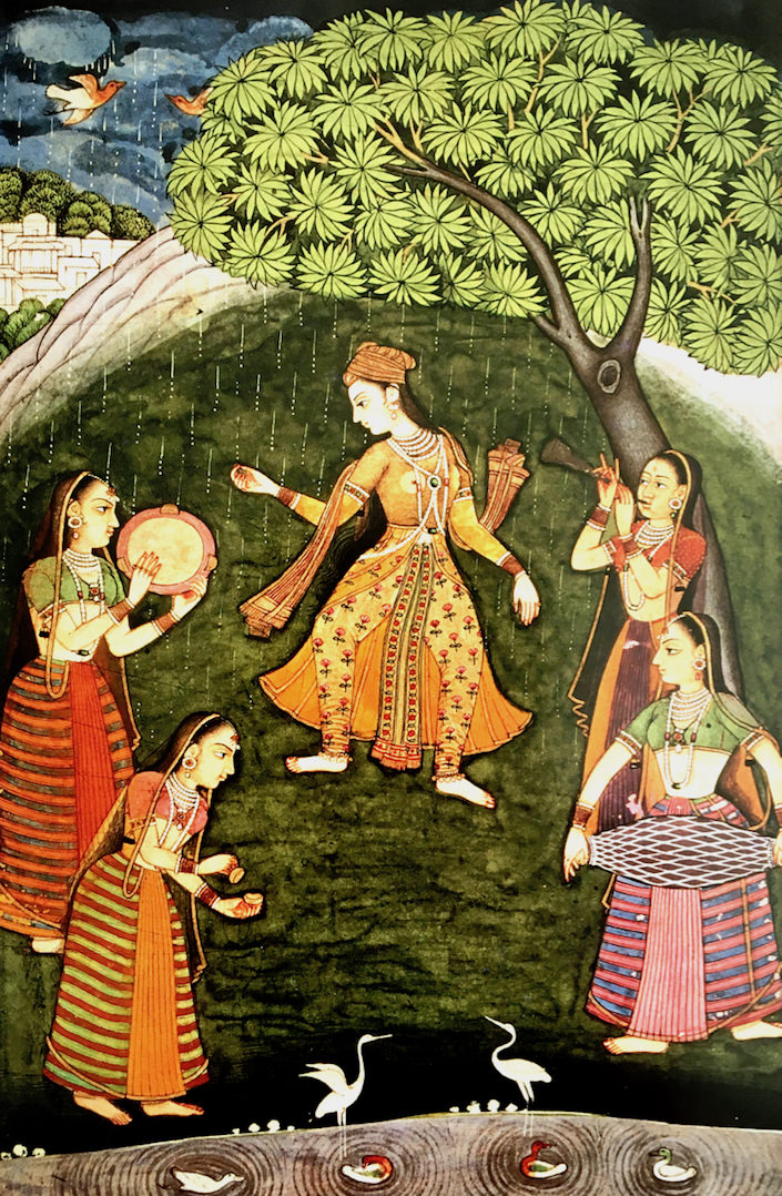 18th c. Indian Miniature