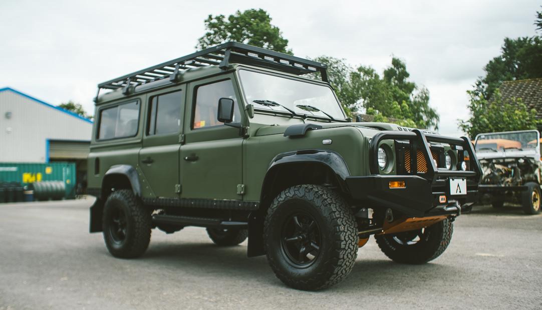 Arkonik Bespoke Land Rover Defender