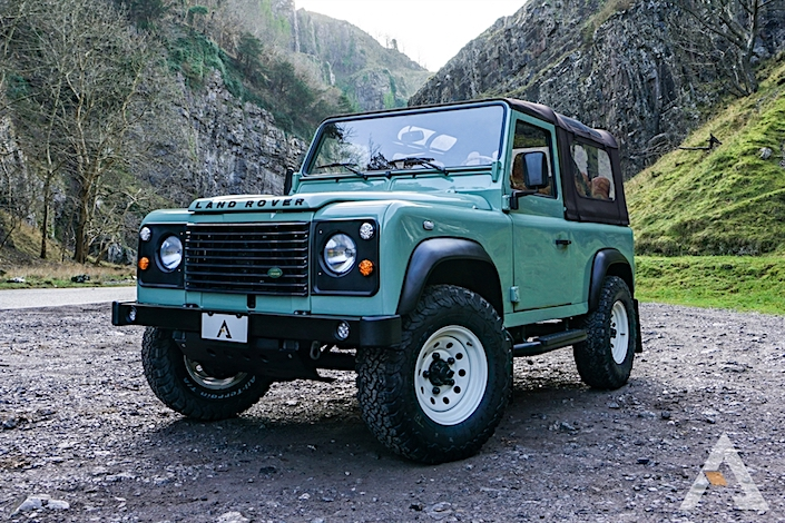 Arkonik Canyon Edition Land Rover Defender