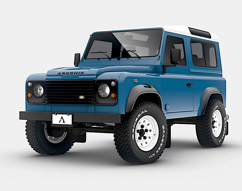 Arkonik ORIGINS Land Rover Defender
