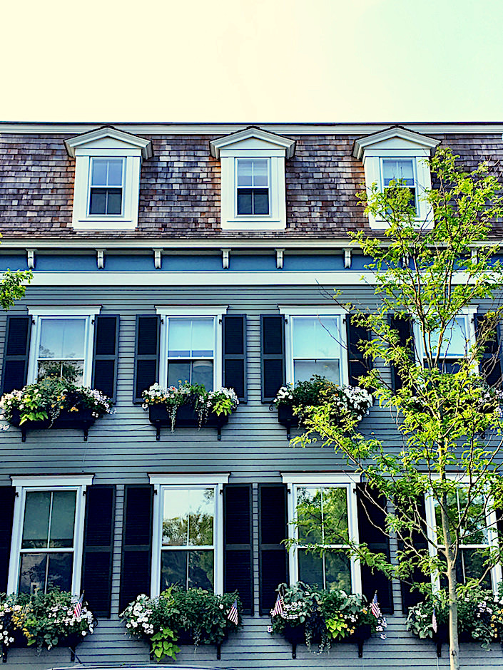 Greydon House exterior Nantucket