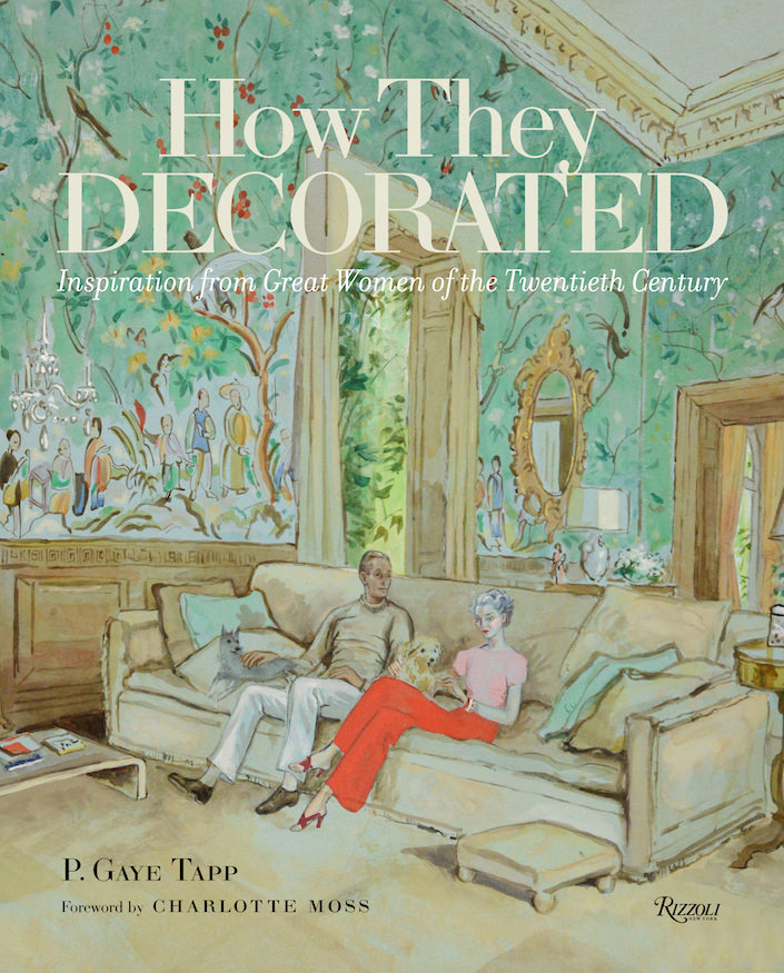 A Look at How They Decorated with Author P. Gaye Tapp