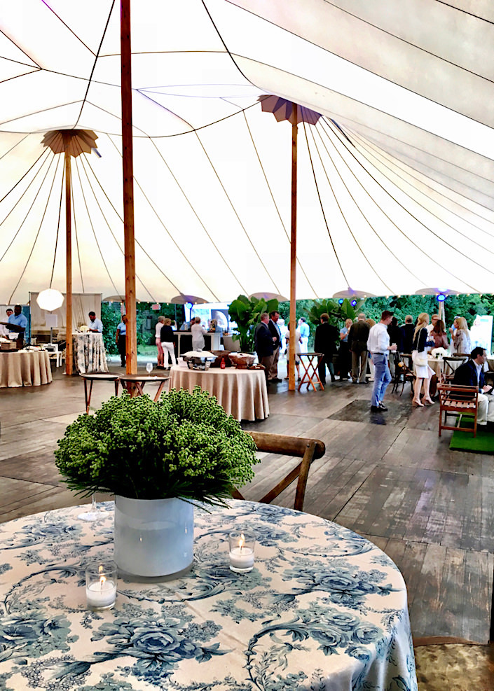 New Party at the Oldest House for Nantucket by Design 2017