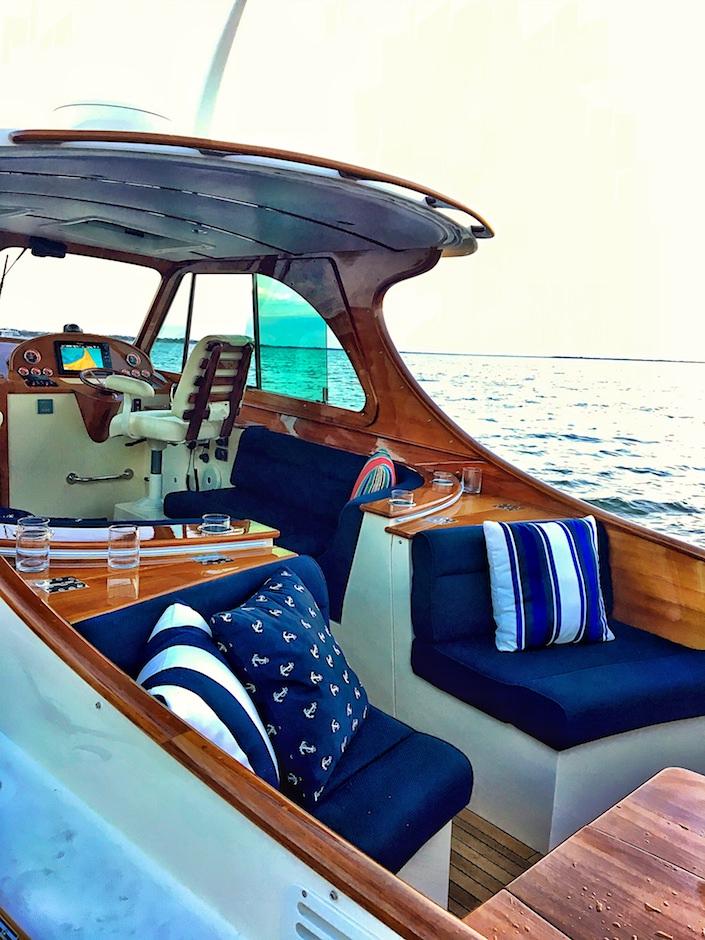 Ralph Lauren x Hinckley Yachts