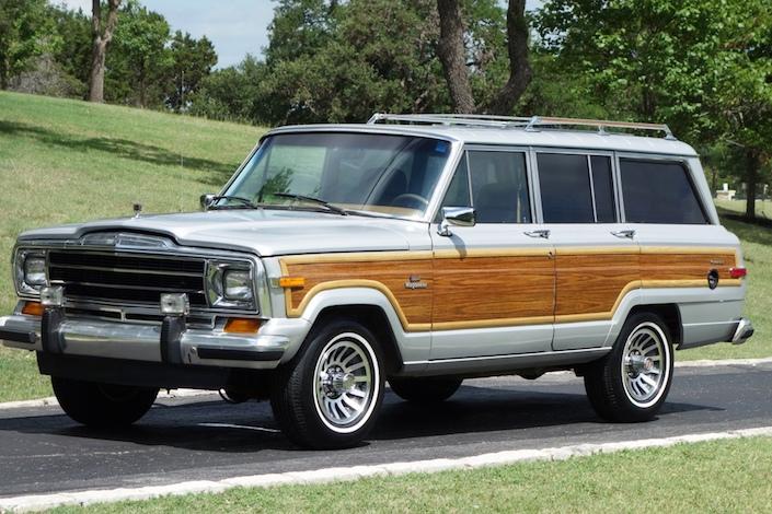 Wagonmaster 1986 Jeep Grand Wagoneer