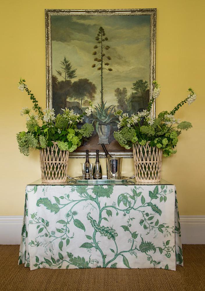 Soane Rattan-Hurlingham-Vase-Tendril-Vine