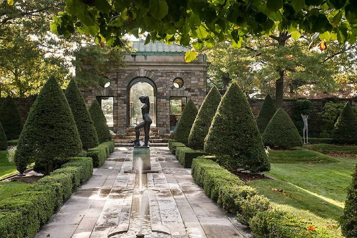 Rockefeller FAmily Gardens Kykuit by Larry Lederman