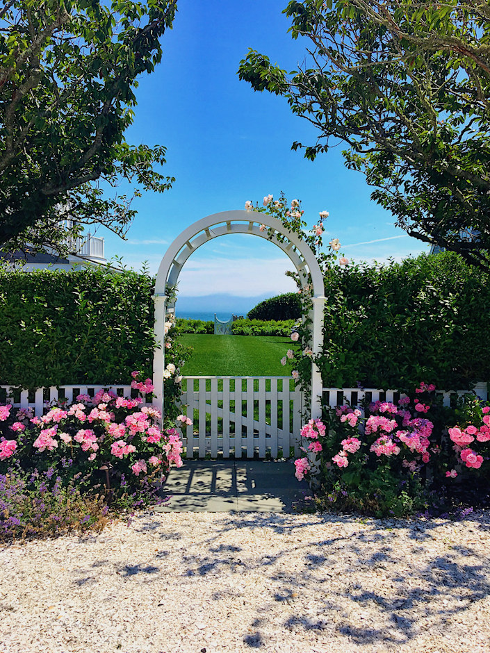 Sconset Gate, Nantucket