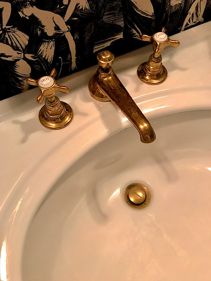 Waterworks Easton faucets