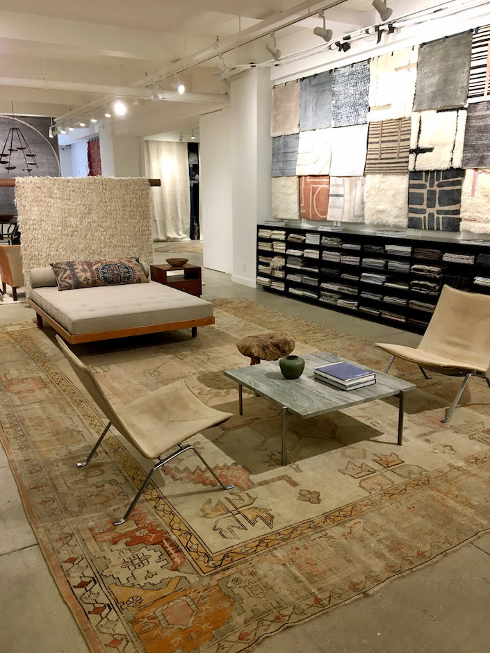 Woven + Galerie Half