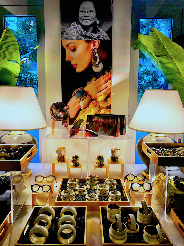 Charlotte Moss for Ibu jewelry
