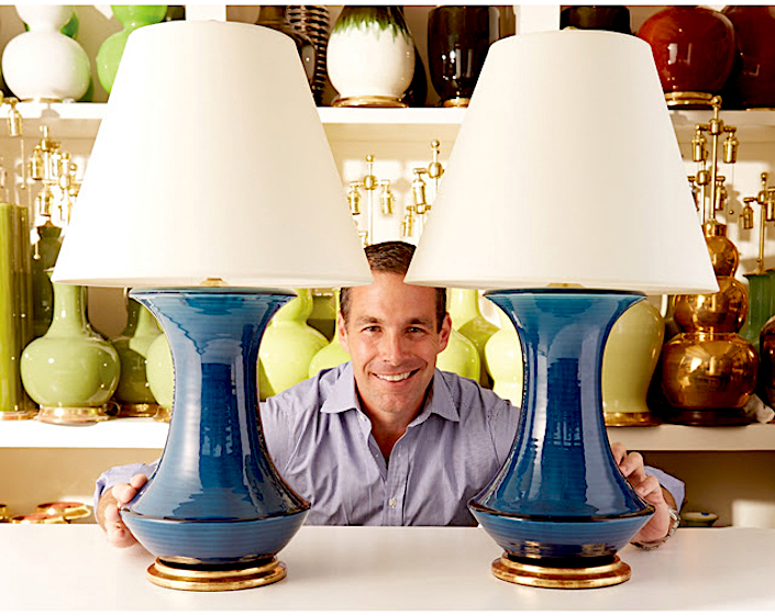 Christopher Spitzmiller for Visual Comfort:Circa Lighting