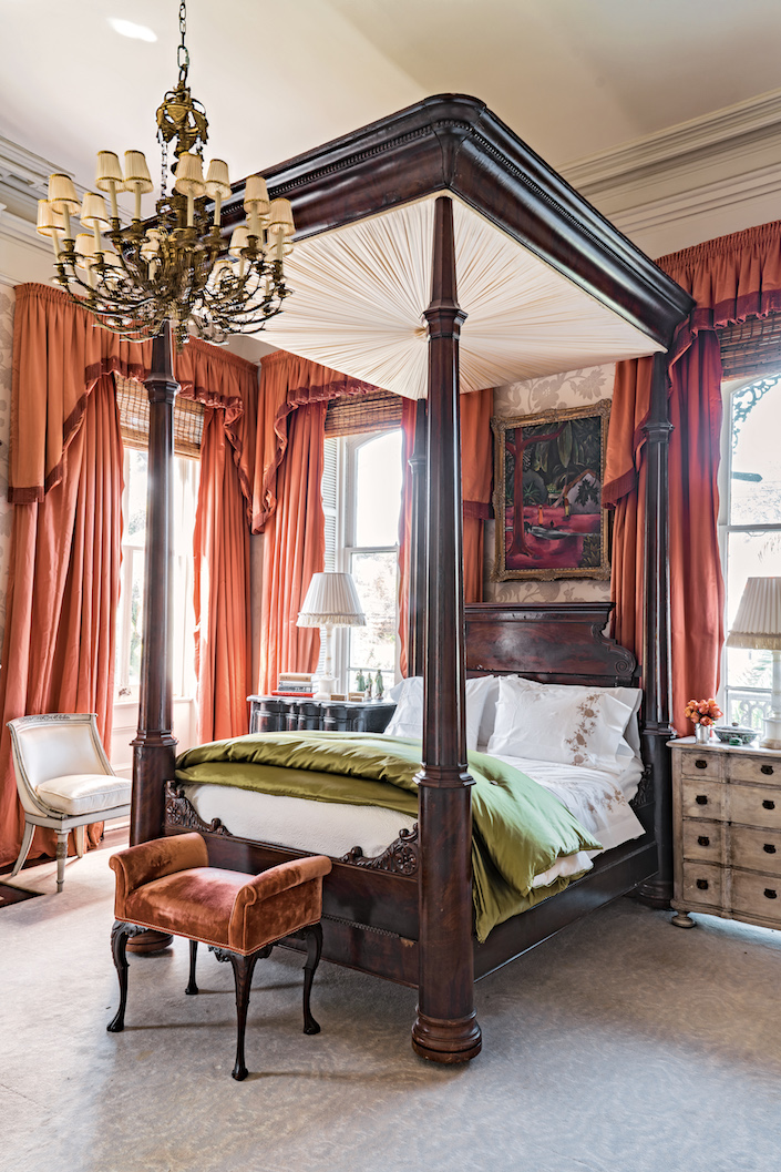 New Orleans bedroom by Richard Keith Langham