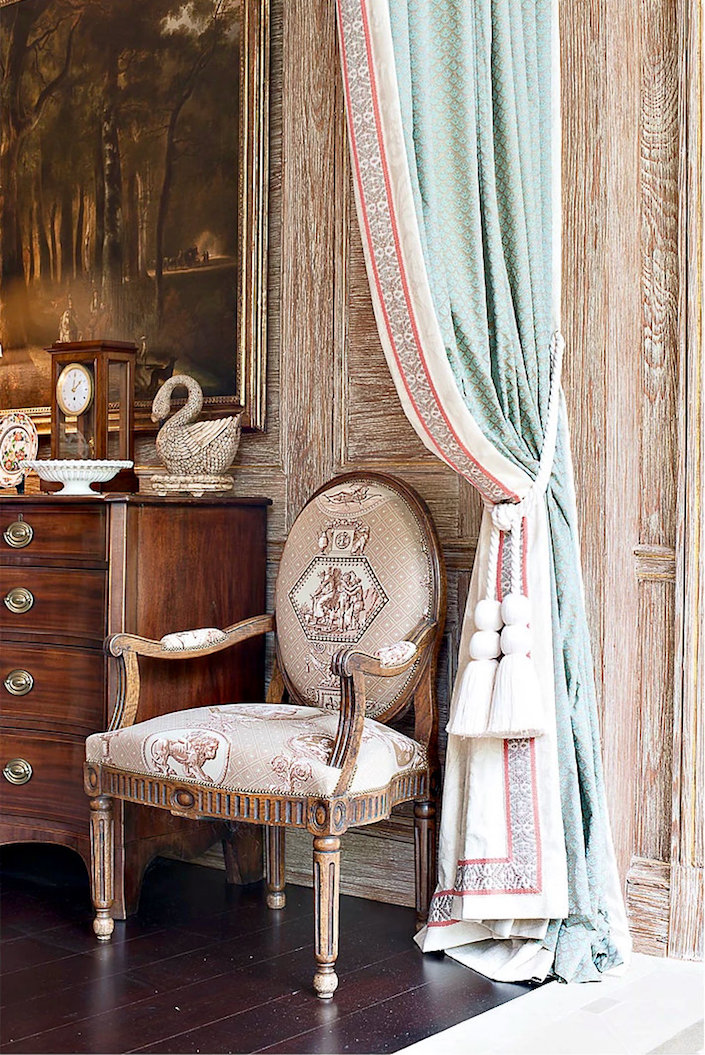 Richard Keith Langham About Decorating