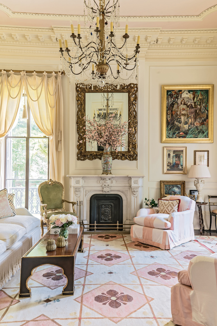 Richard Keith Langham New Orleans project
