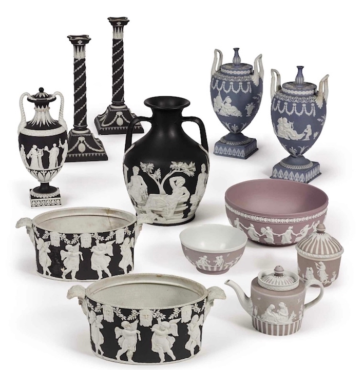 Wedgwood Jasperware at Sotheby's