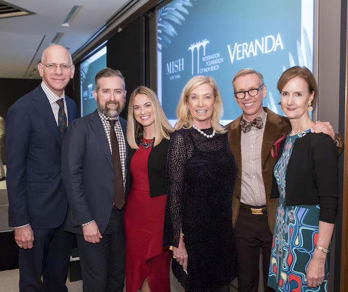 Joseph Singer, Clinton Smith, Amanda Skier, Pauline Pitt, Mish Tworkowski, Kate Kelly Smith – HOST COMMITTEE -VerandaPBMish_PhotobyAyanoHisa-1