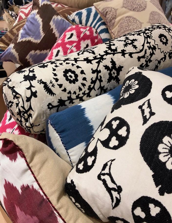 Madeline Weinrib pillows 1
