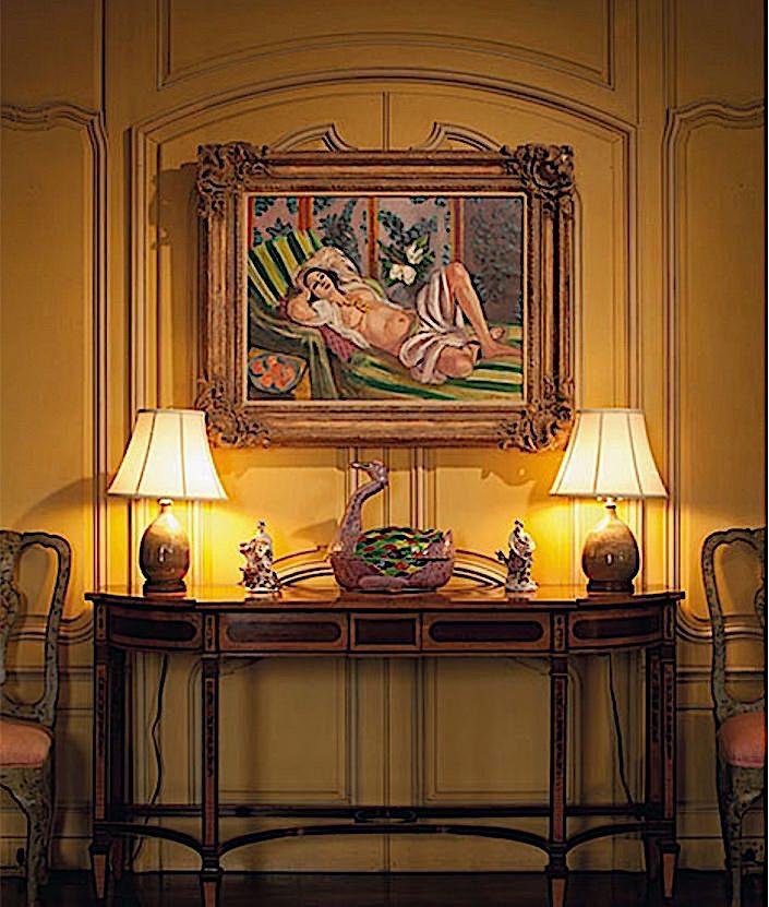 Matisse in Rockefeller house