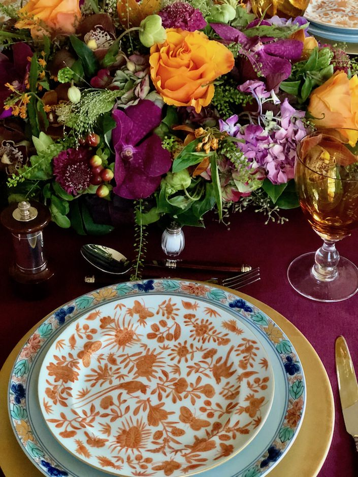 My Thanksgiving Table via Quintessence