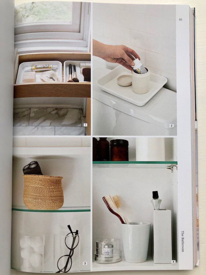 Remodelista The Organized Home Bathroom Storage