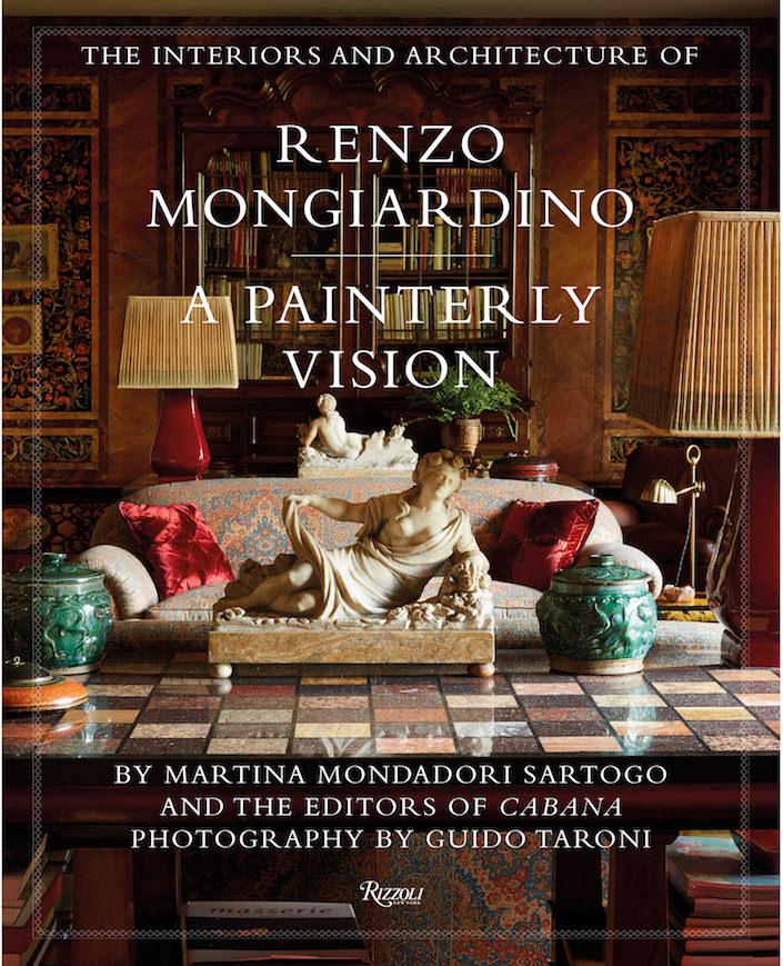 Renzo Mongiardino cover