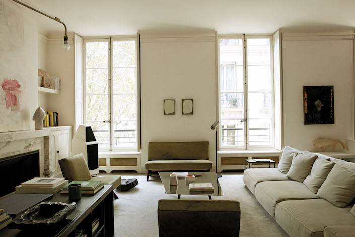 Joseph Dirand Paris apartment in The Authentics