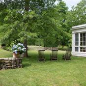 Middlefield garden