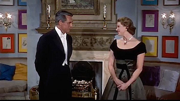 New Year's movies Indiscreet 1