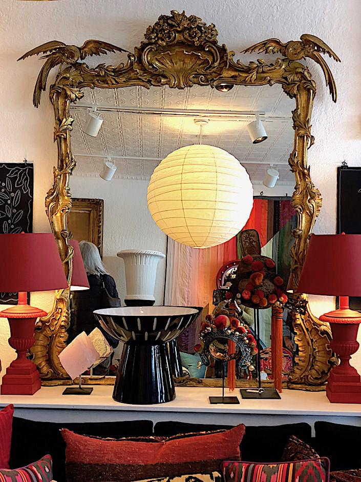 Patrick Mele design shop Greenwich