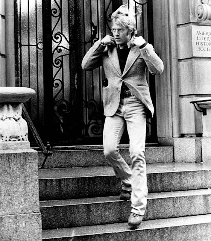 Three Days of the Condor with Robert Redford