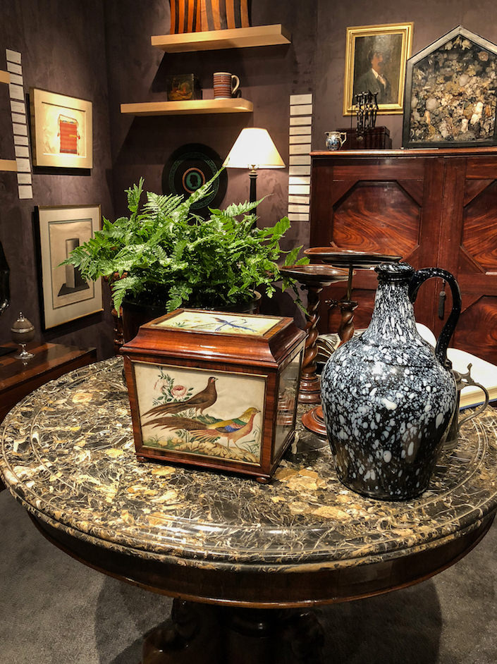 Cove Landing at the 2018 Winter Antiques Show