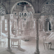 Dr. Zhivago ice palace interior