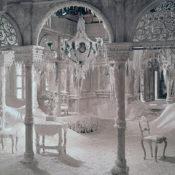 Dr. Zhivago ice palace interior