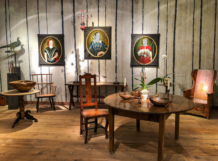 Robert Young Antiques at the 2018 Winter Antiques Show