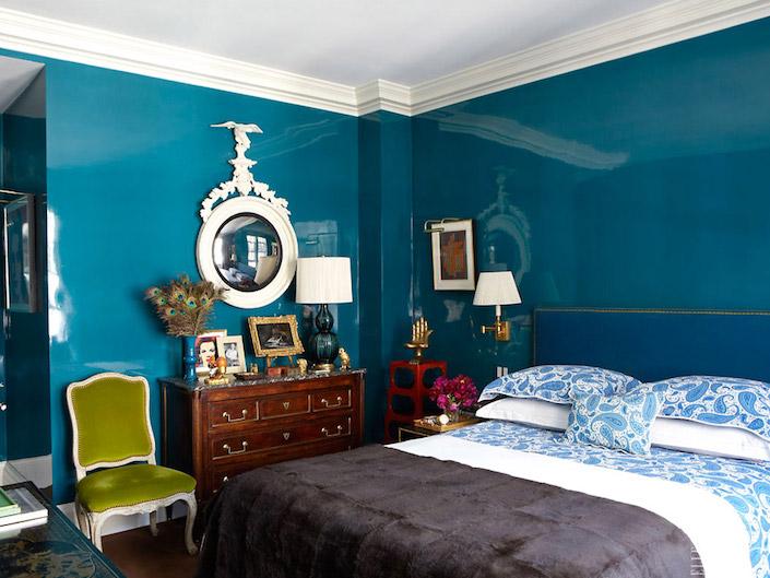 Todd Romano bedroom